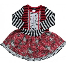 Christmas Cake girls' clothing set C801