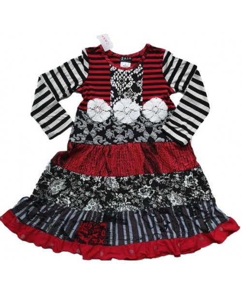 Christmas Cake girls' dress C802
