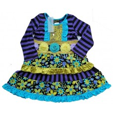 King Cake girls' dress K803