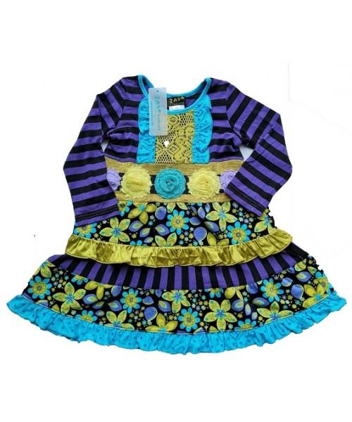 King Cake girls' dress K803