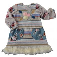 Pavlova Pocket Dress P802