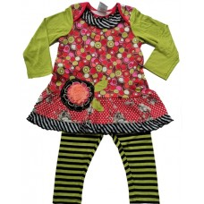 Roki&Zoi girls' clothing set RZ413