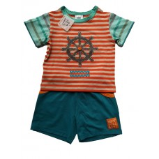Roki&Zoi boys' clothing set RZ454