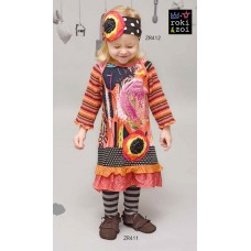 Roki&Zoi girls' dress RZ411