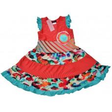 Zaza Couture girls' dress E504