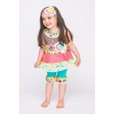 Nantucket girls' clothing set N701