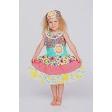 Nantucket girls' dress N703