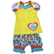 Roki&Zoi girls' clothing set RZ308