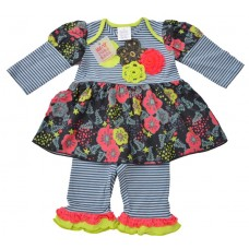 Roki&Zoi girls' clothing set ZR348