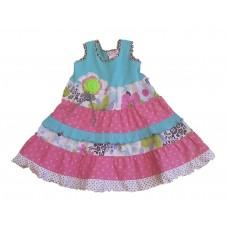 Roki&Zoi girls' dress RZ364