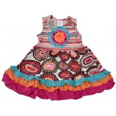 Roki&Zoi girls' dress RZ370