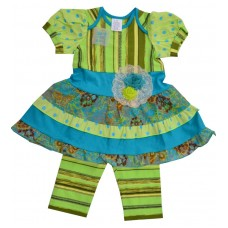 Roki&Zoi girls' clothing set RZ374