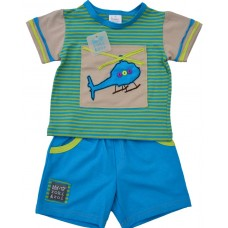 Roki&Zoi boys' suit RZ390