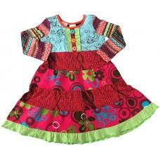 Roki&Zoi girls' dress RZ417X