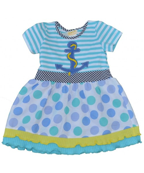 Baobab girls' dress B903