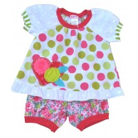 Jacaranda girls' clothing set J902