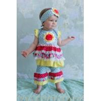 Lemon Tree girls' clothing set L901