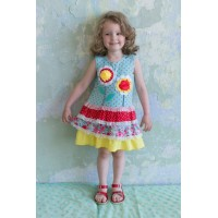 Lemon Tree girls' dress L903