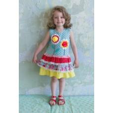 Lemon Tree girls' dress L903