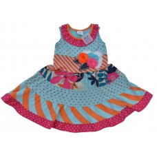 Roki&Zoi girls' dress RZ451