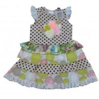 Roki&Zoi girls's dress RZ459