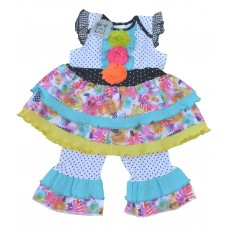Roki&Zoi girls' clothing set RZ463