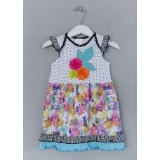 Roki&Zoi girls's dress RZ466