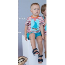 Baltic Sea boys's clothing set B1109