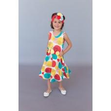 Pacific Ocean Dress P1102