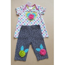 Roki&Zoi girls' clothing set RZ510