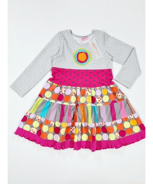 Zaza girls' dress SP002
