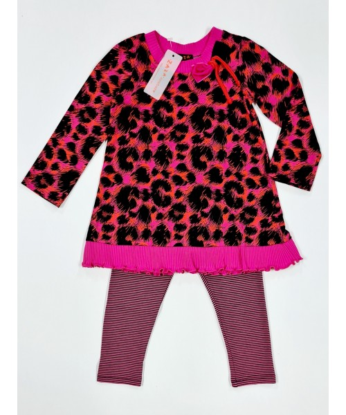 Zaza girls' clothing set Z006
