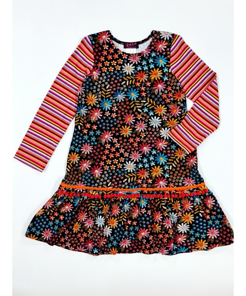 Zaza girls' dress Z004