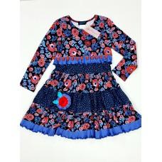 Zaza girls' dress Z009