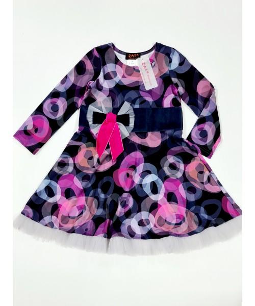Zaza girls' dress Z013