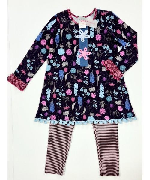 Zaza girls' clothing set Z014