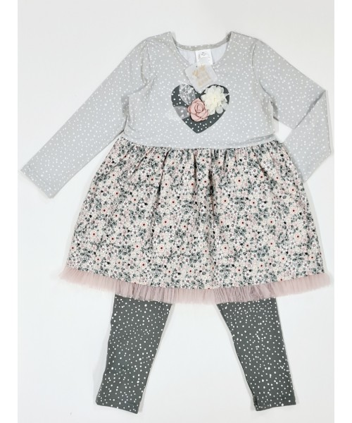 Zaza girls' clothing set RZ021
