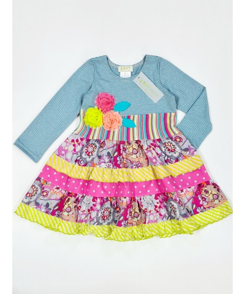 Zaza girls' dress W003