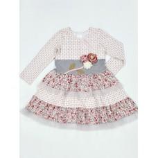 Roki&Zoi girls' dress RZ024