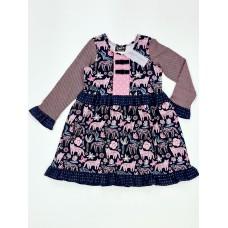 Zaza girls' dress Z015